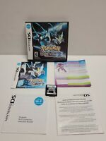 Pokemon: Black Version 2 (Nintendo DS, 2012) CIB Complete TESTED Authentic