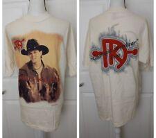 DAVID KERSH Vintage Concert Shirt XL Country Western Music Goodnight Sweetheart
