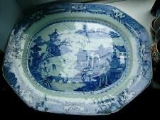 Pre-1800 Antique Chinese Porcelain Plates/Trays