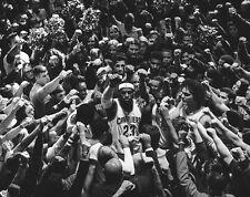 "Lebron James poster photo print 8.5x11"" High Quality Cleveland Cavs King Return"