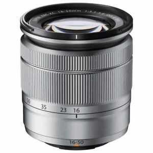 Fujifilm Fujinon XC 16-50mm F/3.5-5.6 Ois II Silver