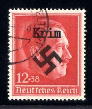 B236-GERMAN EMPIRE-Third reich.1938 WWII.ADOLF HITLER NAZI Emblem.KRIM Used.