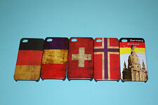 Protective Case for iPhone 4, New, Bumber, Various Motifs