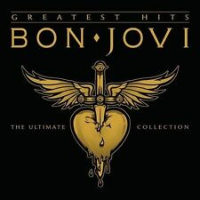 BON JOVI - GREATEST HITS: THE ULTIMATE COLLECTION (NEW CD)
