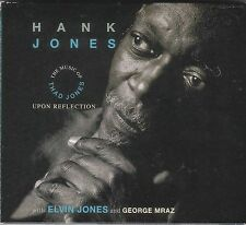 HANK JONES - upon reflection the music of thad jones CD