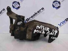 Volkswagen Golf MK6 2009-2012 1.4 16v Passenger NSR Rear Brake Caliper