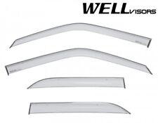 WellVisors For 84-93 Mercedes Benz W201 190E Window Visors Deflectors