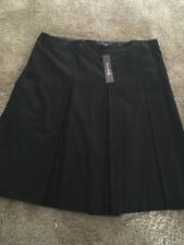 Cotton Blend A-Line Hand-wash Only Knee-Length Skirts for Women