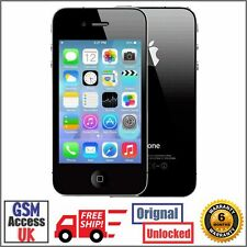 Apple iPhone 4 S - 8 Go-Noir (Vodafone) Smartphone