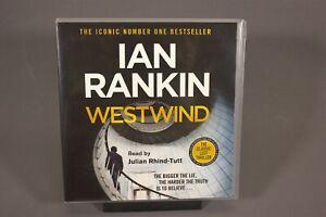 Westwind: by Ian Rankin (Audio CD, 2019) - Good