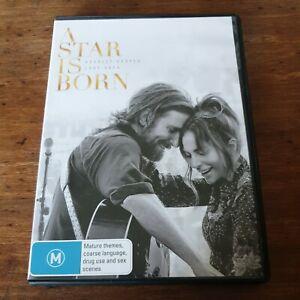 A Star is Born DVD R4 Like New! FREE POST