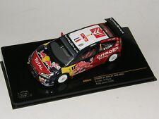 CITROEN C4 WRC #1 (RED BULL) Loeb Rally Japan 2008 RAM343 IXO 1:43 New in a box
