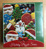 Majestic By Springbok, 500 Piece Jigsaw Puzzle Holiday Puzzle Series, New Sealed