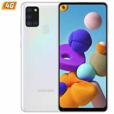 """Smartphone Samsung Galaxy A21S 3GB/ 32GB/ 6.5""""/ Blanco"""