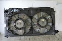 Toyota Corolla Verso Engine Cooling Fan Verso 2.0 D4D Water Radiator 2005