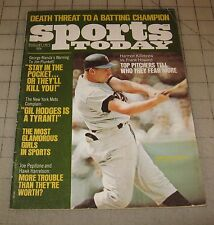SPORTS TODAY (August 1971) Good- Condition Magazine Harmon Killebrew Cover