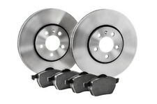 FIAT DOBLO 1.4 1.9 JTD 05-10 FRONT BRAKE DISCS & PADS SET (CHECK LISTING CHOICE)