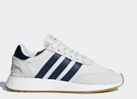 Adidas Originals I-5923 Iniki Runner Boost - White/Navy B37947, Running Sneakers