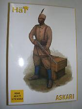 HaT 8268 -  Askari                      1:72 Plastic Figures Model Kit-Wargaming