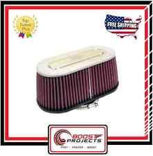 K&N Marine Flame Arrestor Oval Tapered Air Filter * 59-5005 *
