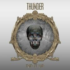 THUNDER Rip It Up 3CD Deluxe Edition NEW 2017