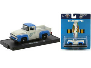 1:64 M2-Drivers 1956 Ford F-100 Pickup Truck  #11228-73 by Raceface-Modelcars