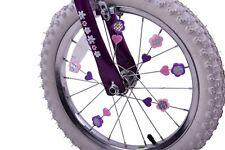 Pink & Purple Clip On Spokey Dokeys - Colourful Bike Wheel Spoke Beads for Kids