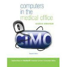 Computers In The Medical Office (7th Ed) By Susan M. Anderson Used