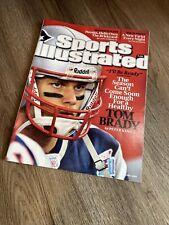 Sports Illustrated magazine Tom Brady New England Patriots 06/01/09 - MINT