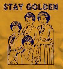 STAY GOLDEN Womens T-Shirt GOLDEN GIRLS bea arthur betty white funny tshirt