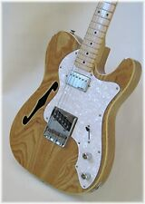 Dillion Classic thin line Tele in Natural Ash  ( NO ONE makes them better )