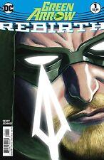 Green Arrow Rebirth #1 Regular Edition Cover DC Comics First Print