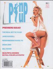 Pinup Magazine #1  (Draculina Publishing 1998)   NM
