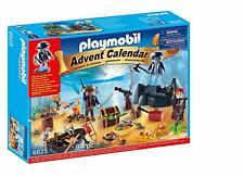 "Playmobil 6625 ADVENT CALENDAR ""Pirate Treasure Island"" avec Brillant Effet Pira"