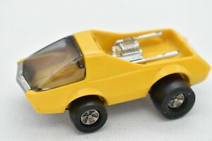 "Vintage Tonka Totes El Camino Hemi Hauler 57050 Yellow 3 1/4"""