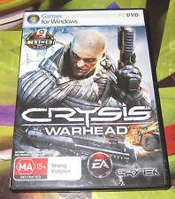 Crysis: Warhead - PC, 2008
