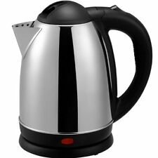 Brentwood 1.7 Liter Stainless Steel Electric Cordless Tea Kettle Brushed KT-1790