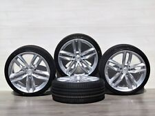 Für VW Sharan 7N 7N1 7N2 18 Zoll Winterräder MAM RS3 SL ET30 Silber Nexen LU7