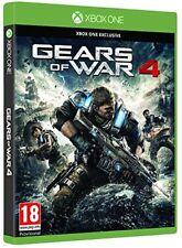 Gears of War 4 XBox ONE + 4 jeu Bonus 360 Jouable sur Xbox ONE VF NEUF