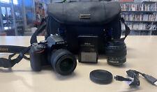 Nikon - D3500 DSLR Video Camera Bundle