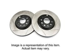 Powerslot 126.65071SL & SR (REAR) (PAIR) Slotted Rotors 1999-05 Ford Excursion