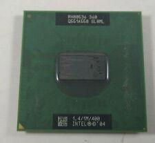 Used Intel Celeron M 360 Cm360 1.4G 1M 400 Sl8Ml Cpu