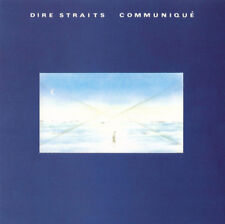 DIRE STRAITS Communique 1979 CD Collectible Very Good Not a music club CD 3330-2