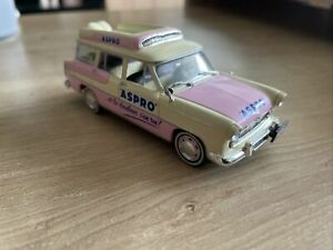 Simca Marly Norev Publicitaire Aspro 1/43