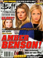 Buffy the Vampire Slayer 10/05,Sarah Michelle Gellar,October 2005,New