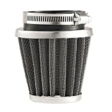 50MM New Scooter ATV Cleaner Motorcycle Air Filter Clamp-on Intake Refit