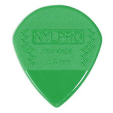12 D'ADDARIO 1.4mm Nylpro Plus Jazz Nylon guitar Picks - (pacco da 12 Picks)