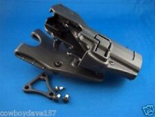 Blackhawk 44h113bk-r Level 3 SERPA Duty Holster Right Hand Black for Glock 20 21