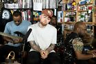 Mac Miller Tiny Desk Performance Poster (24x36) inches