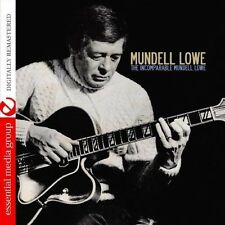 Mundell Lowe - Incomparable Mundell Lowe [New CD] Manufactured On Demand
